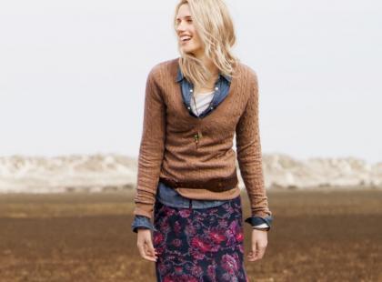 Spódnice H&M na jesień i zimę 2011/2012