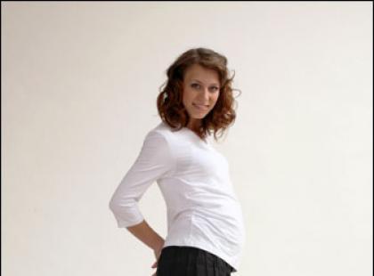 Spódnice i sukineki ciążowe firmy HALTEX