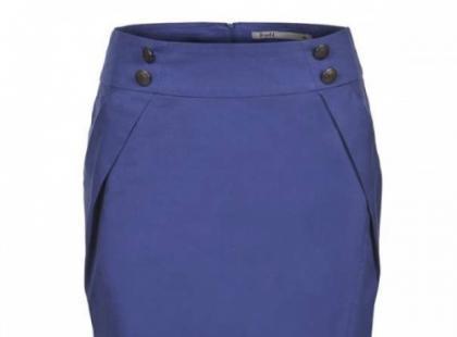 Spódnice podkreślające talię