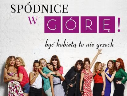 """""""Spódnice w górę"""" w kinach od 26 września!"""