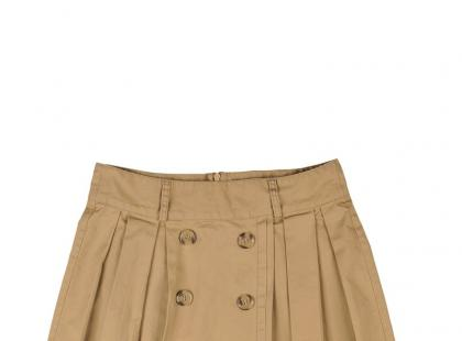 Spódnice z zakładkami na wiosnę i lato 2012