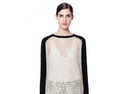Spódniczki Zara na wiosnę i lato 2013