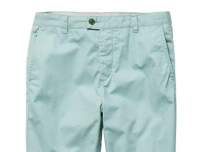Spodnie dla mężczyzn od H&M na lato 2012