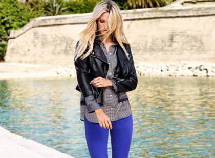 Spodnie H&M na wiosnę i lato 2013