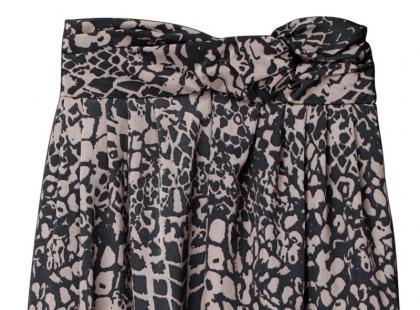 Spodnie i szorty - kolekcja damska marki H&M na jesień/zimę 2010/2011