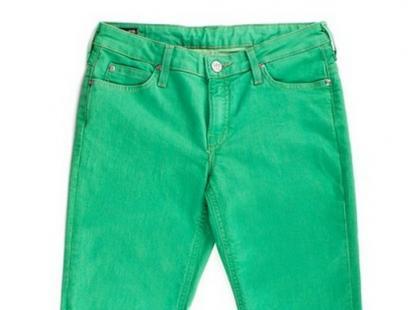 Spodnie - Lee