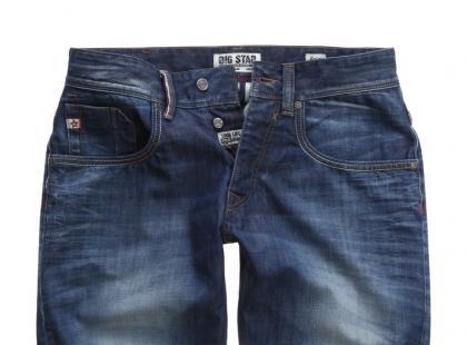 Spodnie męskie Big Star - moda wiosna-lato 2011
