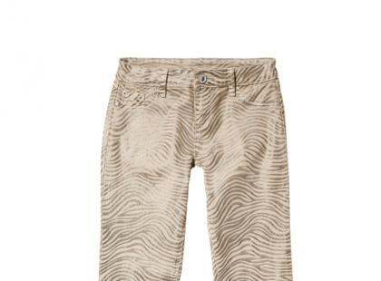 Spodnie w zebrę - C&A