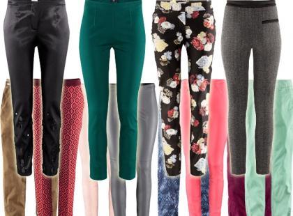 Spodnie z H&M na zimę już od 39zł