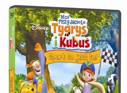 Sport i zabawa z ulubionymi bohaterami Playhouse Disney