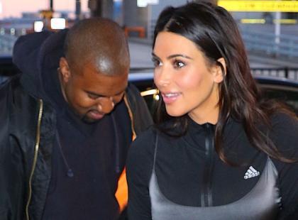 """Sportowa bluza + jedwabna sukienka? Tak potrafi się """"wystroić"""" tylko Kim Kardashian"""