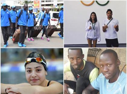 Sportowcy nadziei: najbardziej niezwykła reprezentacja w historii igrzysk olimpijskich