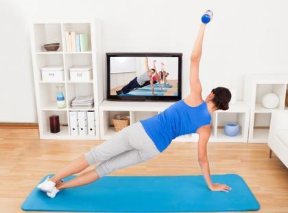 Sportowe kanały na Youtube, które pomogą ci schudnąć!