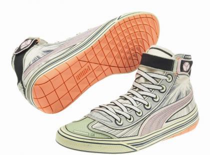 Sportowe obuwie Puma - jesień/zima 2009/10