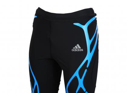 Sportowe spodnie dla kobiet marki Adidas na jesień i zimę 2012/13