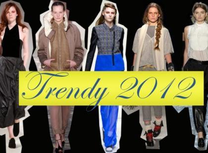 Sportowy styl - Najważniejsze trendy 2012!