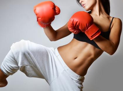 Sporty walki: kick-boxing