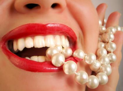 Sposób na biały uśmiech
