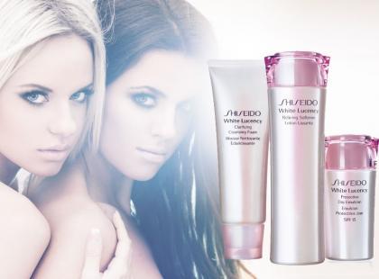 Sposób na promienną cerę z Shiseido