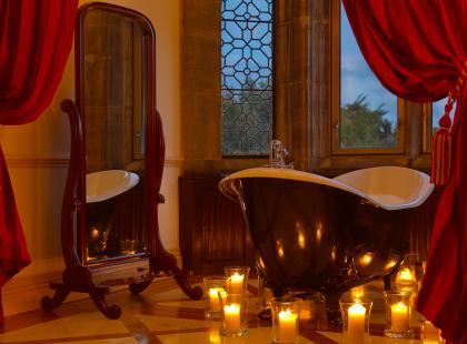 Sposób na romantyczną kąpiel we dwoje