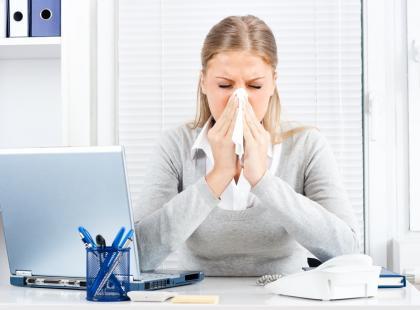 Sposoby na alergię – z apteki i zielarni!