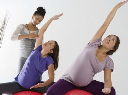 Sposoby na formę w ciąży