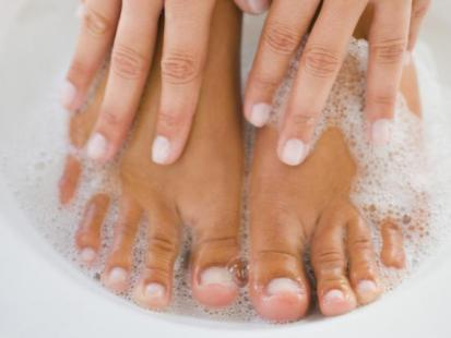 Sposoby na opuchnięte stopy