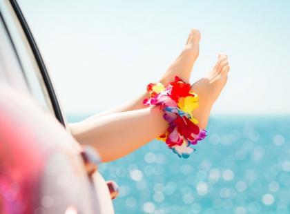 Sposoby na puchnięcie nóg latem