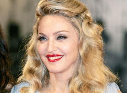 Spot perfum z Madonną został zakazany