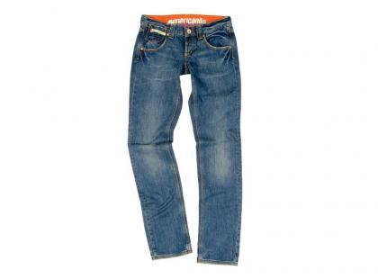 Sprane dżinsy