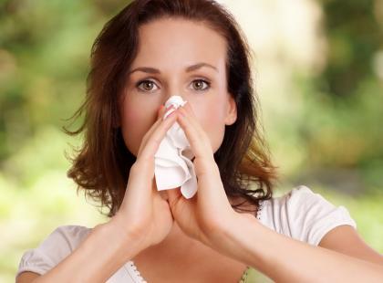 Sprawdź, czy twój katar to objaw alergii!
