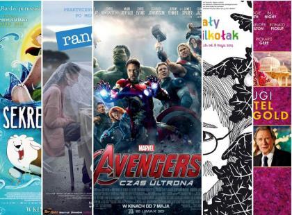 Sprawdź! Filmowe premiery na weekend