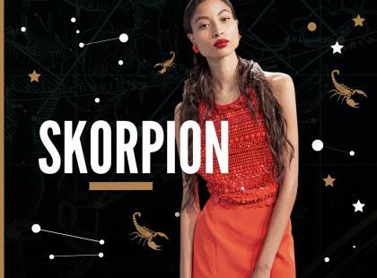 Sprawdź horoskop miesięczny dla Skorpiona