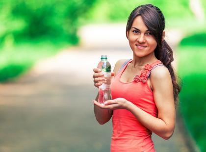 Sprawdź, ile wody musisz dziennie wypić!