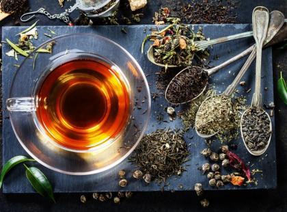 Sprawdź, jaką herbatę powinnaś pić!