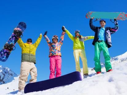 Sprawdź! Które sporty zimowe pomogą ci schudnąć?