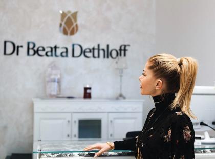 Sprawdź letnie zabiegi kosmetyczne w klinice Dr Beata Dethloff.