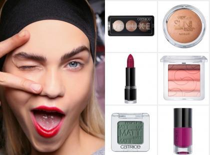 Sprawdź najmodniejsze kolory w makijażu na jesień!
