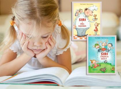 Sprawdź! Nowa seria książek dla dzieci o przygodach dziewczynki Siri