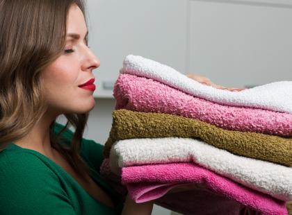 Sprawdź nowy sposób na zafarbowane pranie!