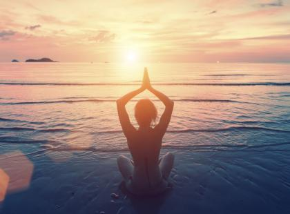 Sprawdź! Oto 7 pozycji jogi dla początkujących