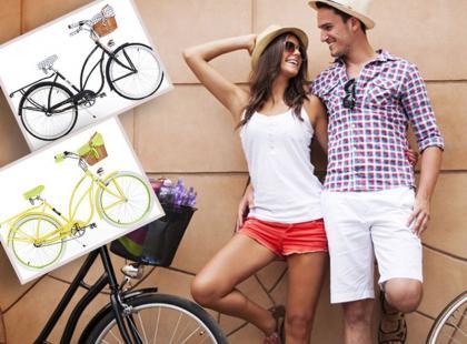 Sprawdź! Przegląd najpiękniejszych damskich rowerów miejskich