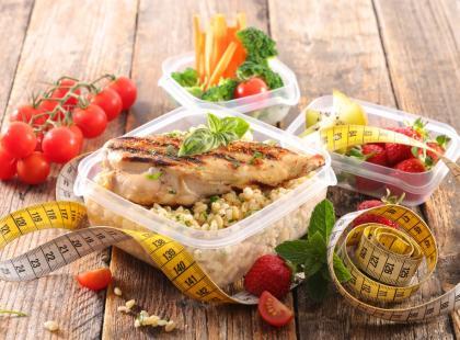 Sprawdź przepisy na niskokaloryczny obiad