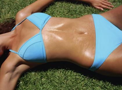 Sprawdzone  sposoby na płaski  brzuch
