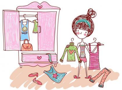 Sprytne sposoby na pachnącą szafę