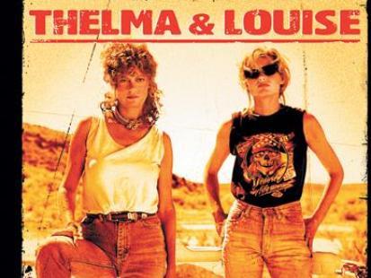 "Srebrna kolekcja - ""Thelma i Louise"""