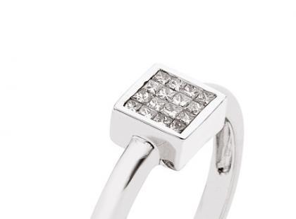 Srebrne pierścionki marki W.Kruk -  kolekcja 2010