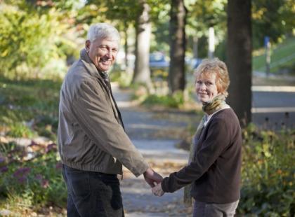 """""""Starość też radość!"""" Piknik w Ogrodzie Saskim z okazji Międzynarodowego Dnia Osób Starszych"""