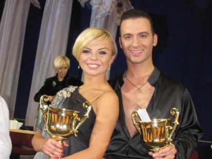StefanoTerrazzino i Paulina Biernat mistrzami Europy
