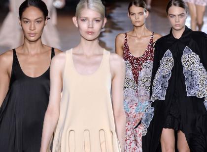 Stella McCartney i jej letnie propozycje z Paris Fashion Week
